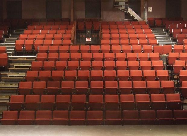 Photos des salles disponibles pour location du théâtre